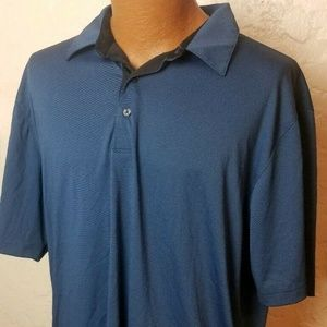 Greg Norman Mens Play Dry Golf Polo Shirt Size XL
